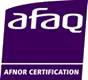 AFAQ - AFNOR CERTIFICATION