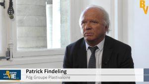 Interview de Patrick Findeling pour La Bourse et La vie le 12 juin 2017