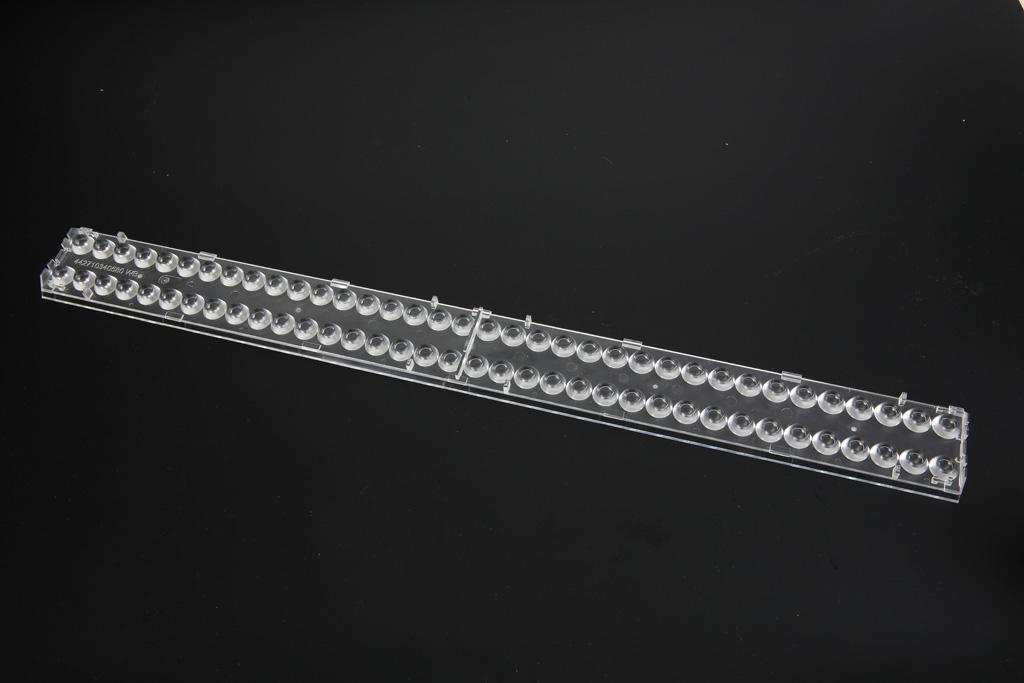 Optique diffusion LED