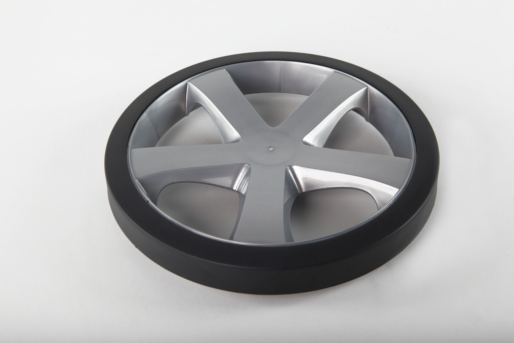 Vacuum cleaner wheel
