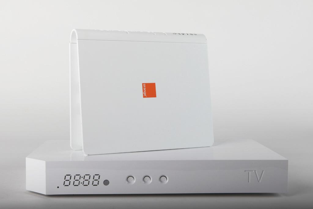 Box ADSL / décodeur TV